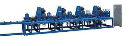Φ25.4-Φ114.3round tube polishing machine