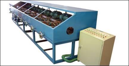 Φ31.8-Φ114.3 round tube polishing machine