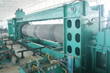 High frequency welded tube mill -- World technology machinery tube