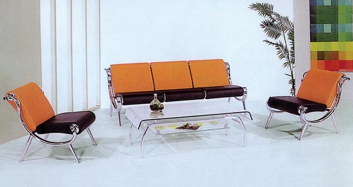 Pipe sofa charming steel grill frame modern set